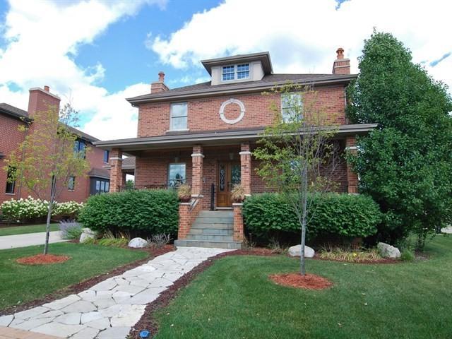 16049 Syd Creek Drive, Homer Glen, IL 60491 (MLS #09993031) :: Ani Real Estate