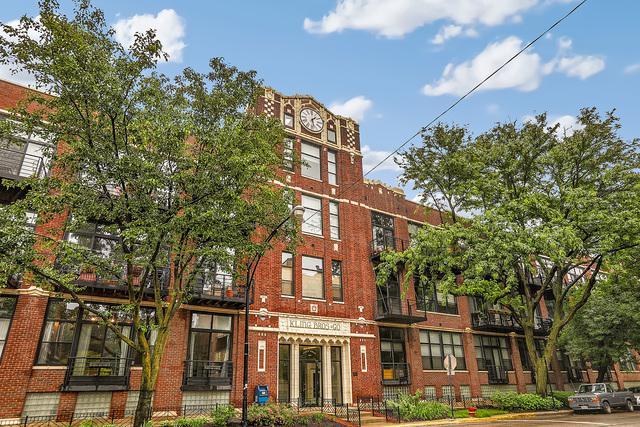 2300 W Wabansia Avenue #338, Chicago, IL 60647 (MLS #09993068) :: The Perotti Group