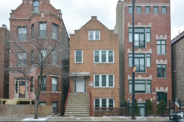 1843 W Armitage Avenue, Chicago, IL 60622 (MLS #09994294) :: The Perotti Group