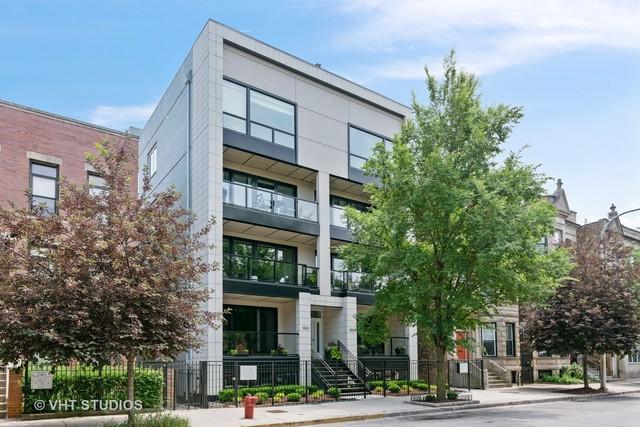 1033 S Racine Avenue 3NR, Chicago, IL 60607 (MLS #09994463) :: The Perotti Group
