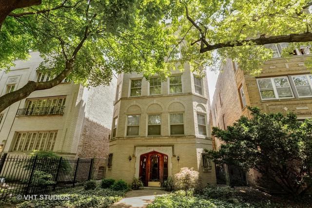 7339 N Damen Avenue #3, Chicago, IL 60645 (MLS #09994513) :: Ani Real Estate