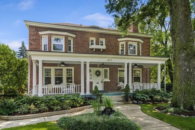 176 Riverside Road, Riverside, IL 60546 (MLS #09994517) :: Ani Real Estate