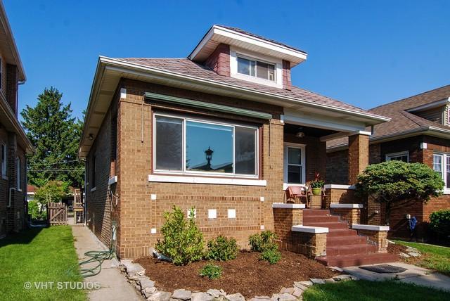 1035 S Harvey Avenue, Oak Park, IL 60304 (MLS #09994904) :: The Dena Furlow Team - Keller Williams Realty