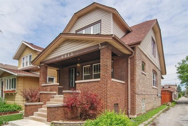 6813 31st Street, Berwyn, IL 60402 (MLS #09995431) :: Ani Real Estate
