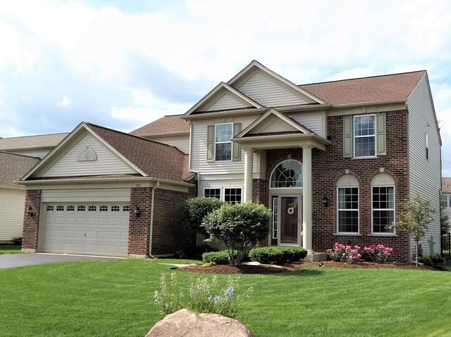 581 Tuscany Drive, Algonquin, IL 60102 (MLS #09996194) :: The Jacobs Group
