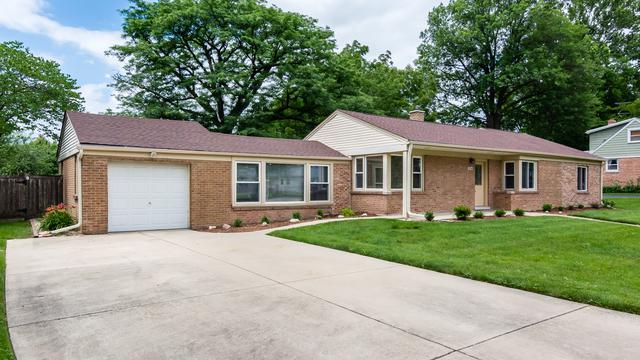 5554 S Madison Avenue, Countryside, IL 60525 (MLS #09998219) :: Key Realty