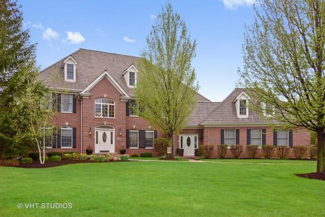 21593 W Quail Court, Kildeer, IL 60047 (MLS #09999298) :: Helen Oliveri Real Estate