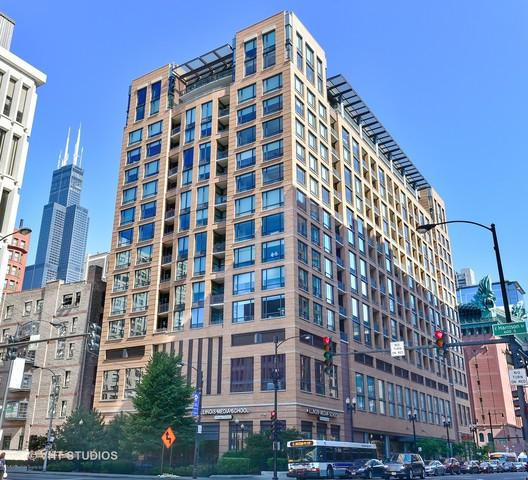 520 S State Street #1412, Chicago, IL 60605 (MLS #09999454) :: Domain Realty
