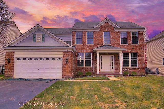 560 Tuscany Drive, Algonquin, IL 60102 (MLS #09999841) :: The Jacobs Group