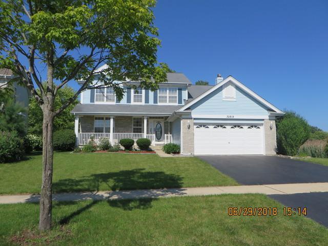 32819 Weathervane Lane, Lakemoor, IL 60051 (MLS #10002137) :: The Dena Furlow Team - Keller Williams Realty
