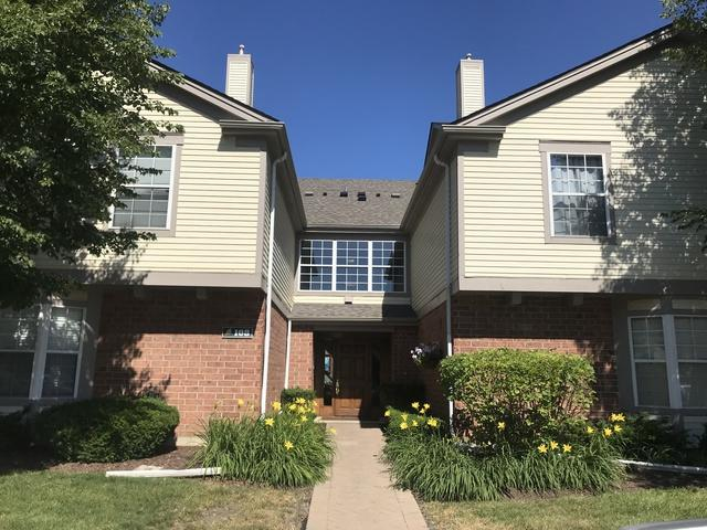 108 White Oak Court #9, Schaumburg, IL 60195 (MLS #10003264) :: Domain Realty