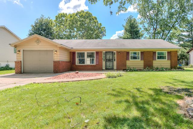 1007 Frank Drive, Champaign, IL 61820 (MLS #10003812) :: The Jacobs Group