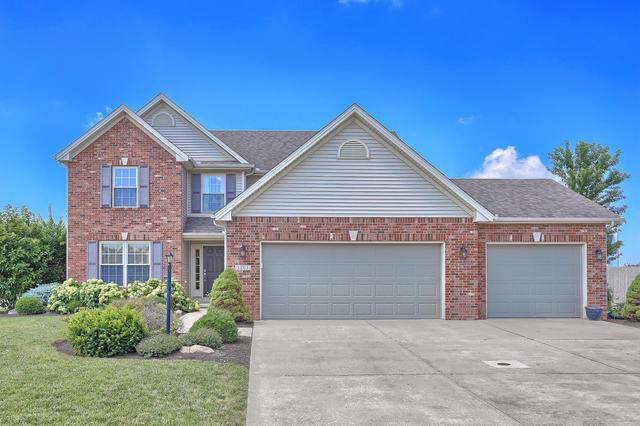 1803 S Brook Court, Mahomet, IL 61853 (MLS #10004840) :: The Jacobs Group