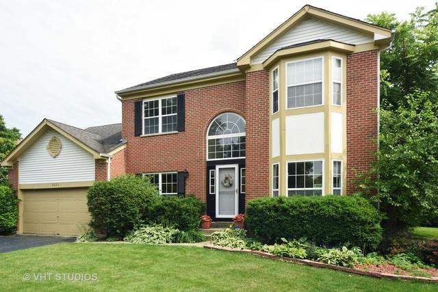9236 Primrose Court, Fox River Grove, IL 60021 (MLS #10009049) :: Lewke Partners