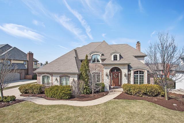 12504 Thornberry Drive, Lemont, IL 60439 (MLS #10010440) :: Baz Realty Network   Keller Williams Preferred Realty