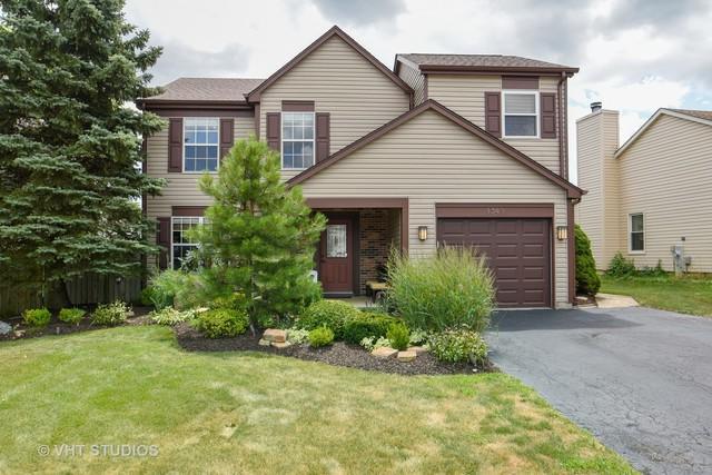 1349 Spalding Drive, Mundelein, IL 60060 (MLS #10012211) :: Lewke Partners