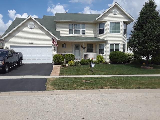 3500 Indian Head Lane, Joliet, IL 60435 (MLS #10012593) :: Lewke Partners