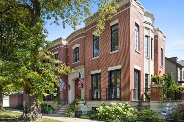 3105 N Wolcott Avenue, Chicago, IL 60657 (MLS #10013907) :: Leigh Marcus | @properties