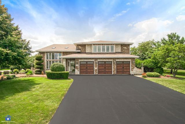 16132 S Windmill Drive, Homer Glen, IL 60491 (MLS #10019187) :: The Saladino Sells Team
