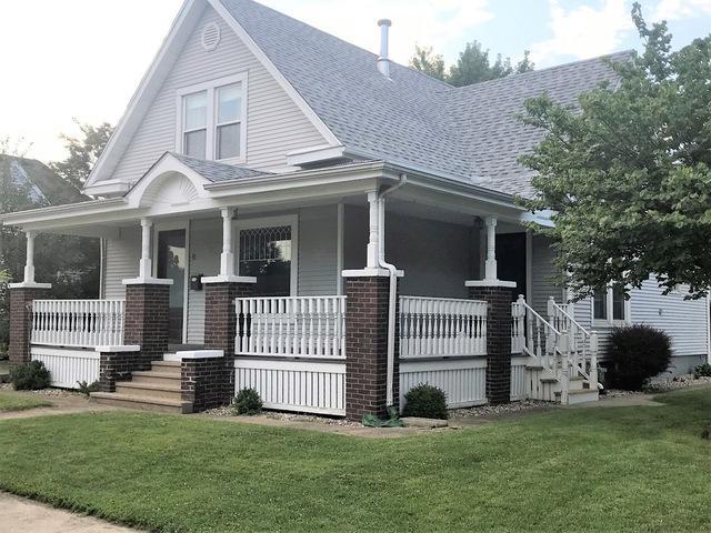 6 Vine Street, VILLA GROVE, IL 61956 (MLS #10019555) :: Ryan Dallas Real Estate