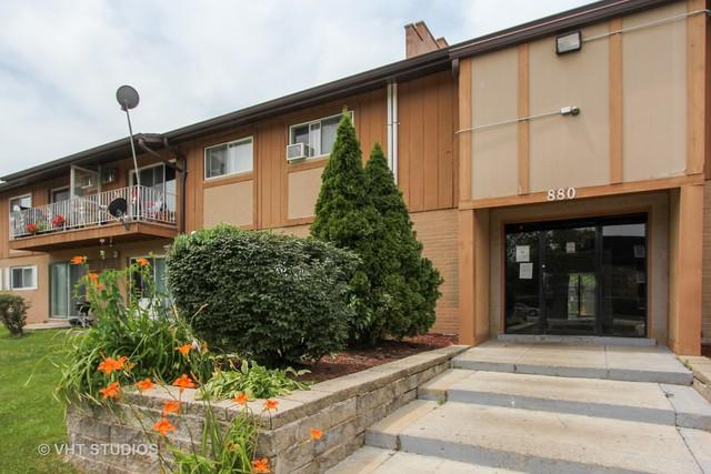 880 E Old Willow Road #280, Prospect Heights, IL 60070 (MLS #10019854) :: The Schwabe Group
