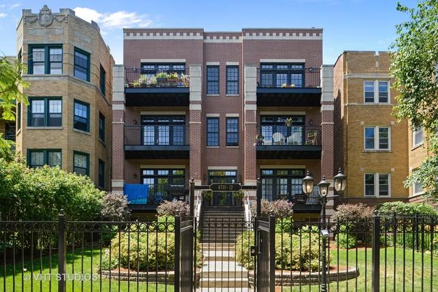 4710 N Beacon Street 3S, Chicago, IL 60640 (MLS #10022772) :: Leigh Marcus | @properties