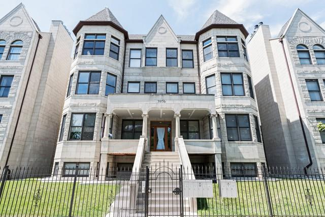 3976 S Ellis Avenue 1N, Chicago, IL 60653 (MLS #10022991) :: The Jacobs Group