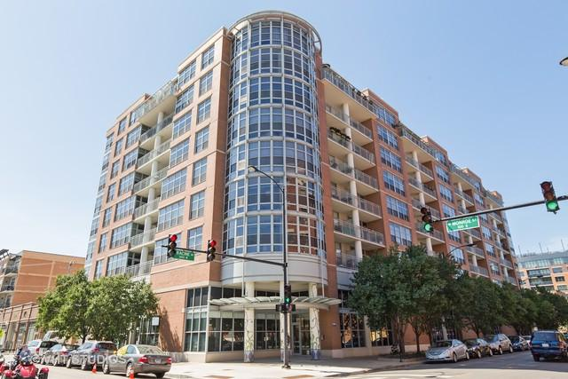 1200 W Monroe Street #607, Chicago, IL 60607 (MLS #10024276) :: Property Consultants Realty