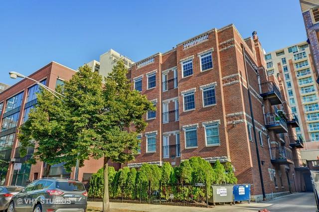 225 W Scott Street 3W, Chicago, IL 60610 (MLS #10024758) :: The Perotti Group