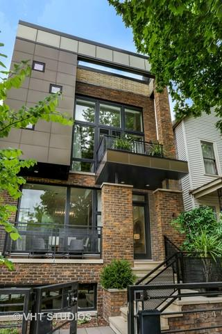 1544 W Henderson Street, Chicago, IL 60657 (MLS #10025427) :: The Perotti Group