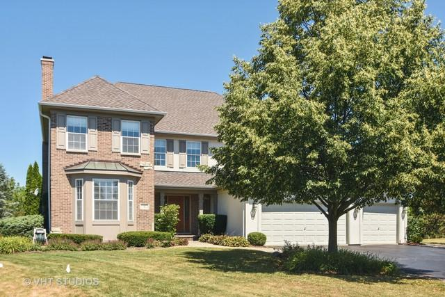 1 N Chestnut Court, Hawthorn Woods, IL 60047 (MLS #10025659) :: The Schwabe Group