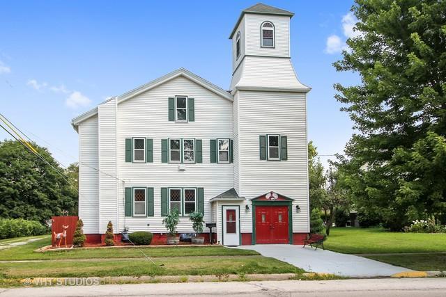 504 W Seminary Avenue, Onarga, IL 60955 (MLS #10026118) :: Lewke Partners