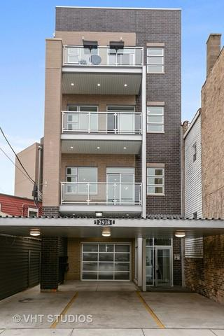 2918 N Lakewood Avenue #2, Chicago, IL 60657 (MLS #10026149) :: Property Consultants Realty