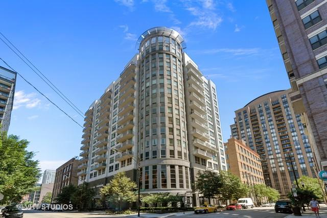 421 W Huron Street #704, Chicago, IL 60654 (MLS #10026194) :: Property Consultants Realty