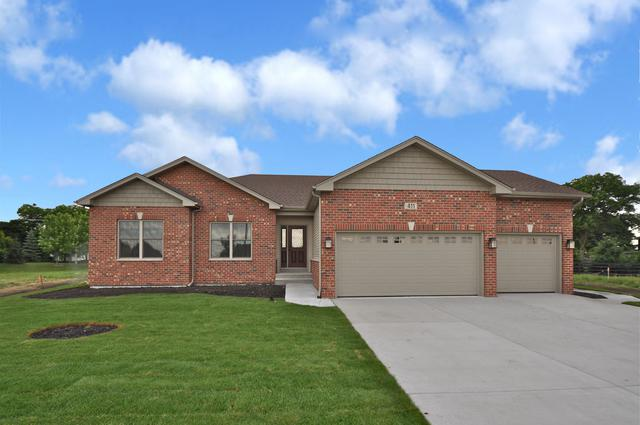 418 Andover Drive, Oswego, IL 60543 (MLS #10030160) :: O'Neil Property Group