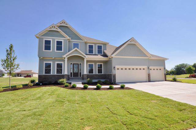 374 Andover Drive, Oswego, IL 60543 (MLS #10031483) :: O'Neil Property Group