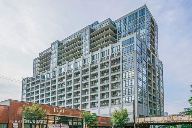 1530 S State Street 16O, Chicago, IL 60605 (MLS #10038957) :: The Jacobs Group