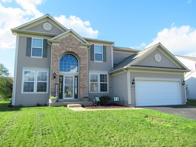 1585 Orchid Street, Yorkville, IL 60560 (MLS #10039106) :: The Jacobs Group