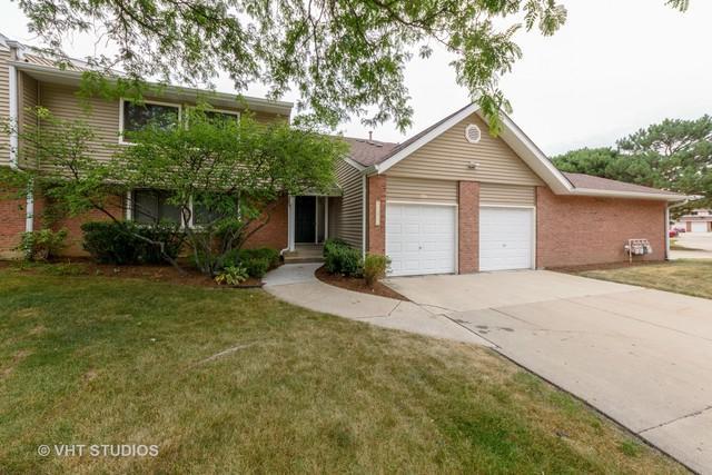 224 Winding Oak Lane #224, Buffalo Grove, IL 60089 (MLS #10039254) :: Baz Realty Network | Keller Williams Preferred Realty