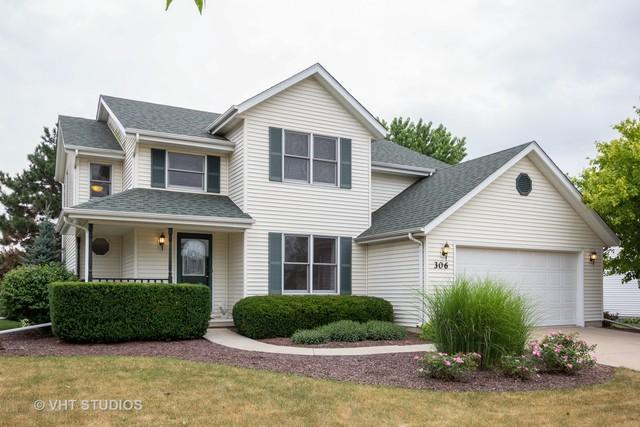 306 Chippewa Drive, Minooka, IL 60447 (MLS #10040789) :: Ryan Dallas Real Estate