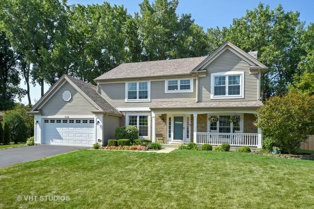 334 Oak Grove Circle, Wauconda, IL 60084 (MLS #10041911) :: The Jacobs Group
