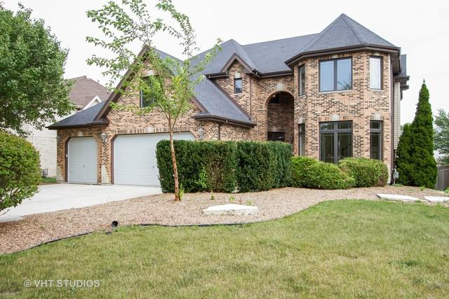 9 N Carrington Court, Hazel Crest, IL 60429 (MLS #10043369) :: Littlefield Group