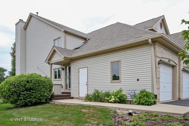 495 Doverton Lane, Fox River Grove, IL 60021 (MLS #10044934) :: The Jacobs Group