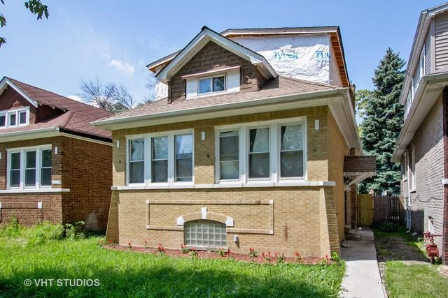 8040 S Woodlawn Avenue, Chicago, IL 60619 (MLS #10045230) :: The Spaniak Team