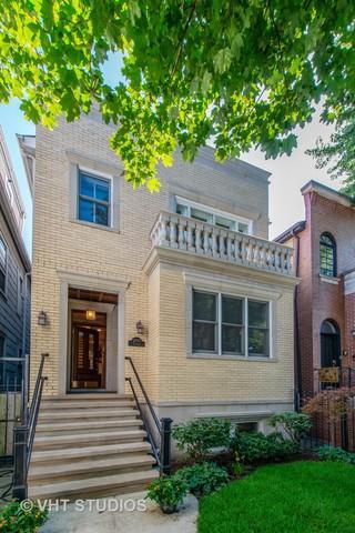 1735 W Newport Avenue, Chicago, IL 60657 (MLS #10046526) :: The Saladino Sells Team
