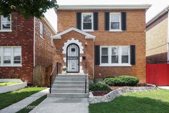 4744 S Hamlin Avenue, Chicago, IL 60632 (MLS #10047315) :: Domain Realty