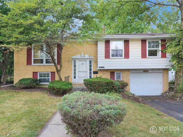 17824 Turtlecreek Drive, Homewood, IL 60430 (MLS #10048266) :: Littlefield Group