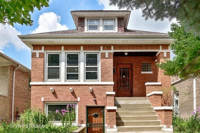 5404 S Lockwood Avenue, Chicago, IL 60638 (MLS #10048393) :: Littlefield Group