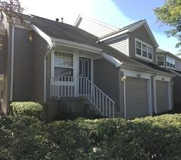 412 Waterford Court #412, Carol Stream, IL 60188 (MLS #10048694) :: Domain Realty