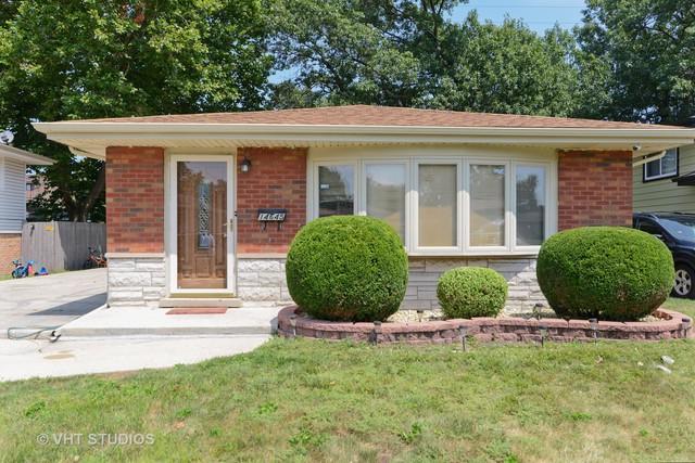 14645 Memorial Drive, Dolton, IL 60419 (MLS #10050671) :: Domain Realty
